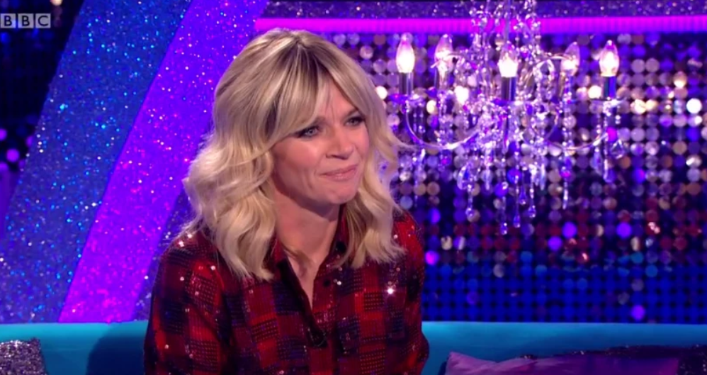 Zoe Ball on It Takes Two