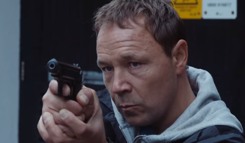 Stephen Graham kept us all guessing as undercover cop John Corbett in series five (Credit: BBC One)
