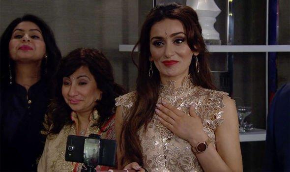 Emmerdale confirms Aiesha's fate after Shila Iqbal sacking