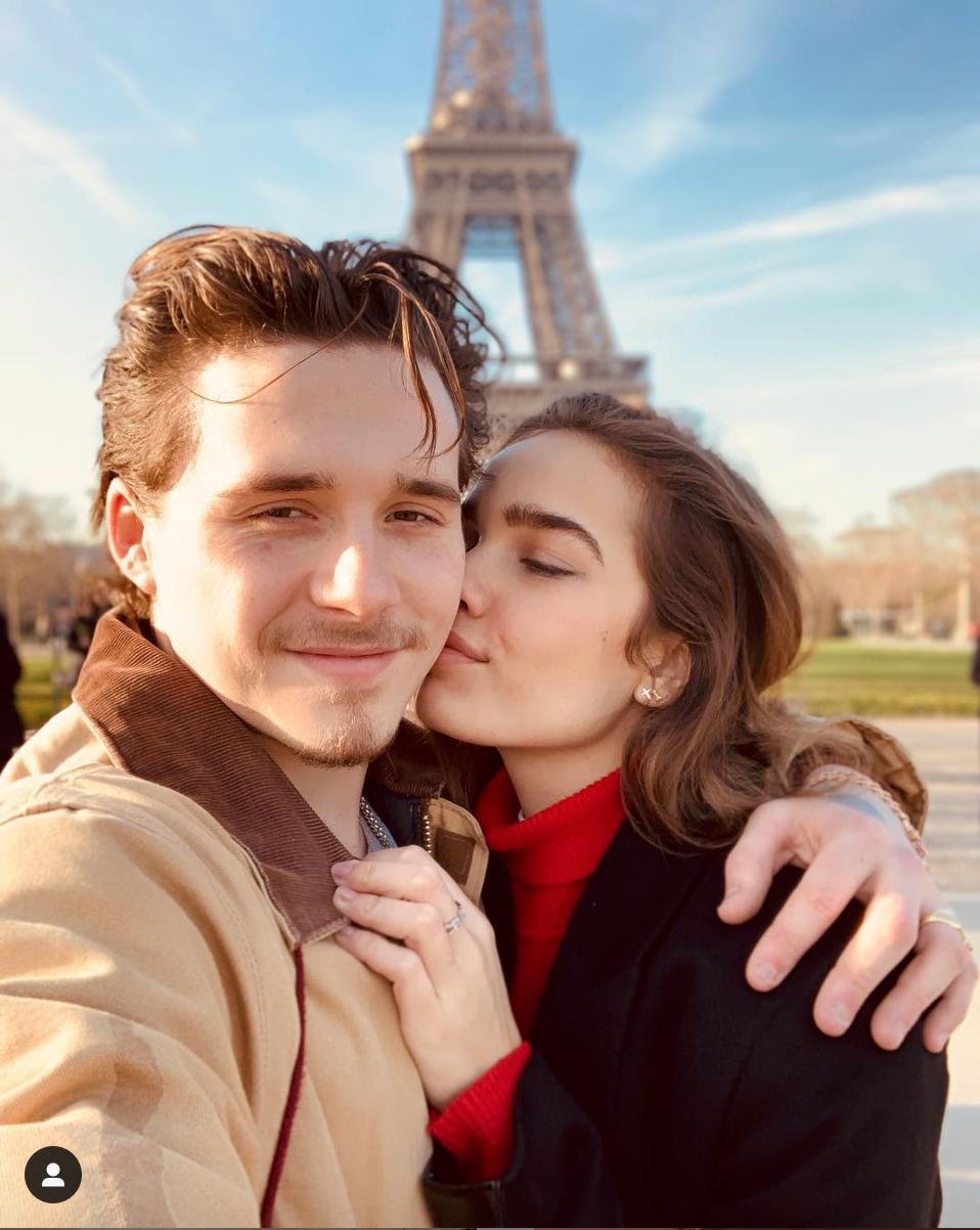 Brooklyn and Hana in Paris