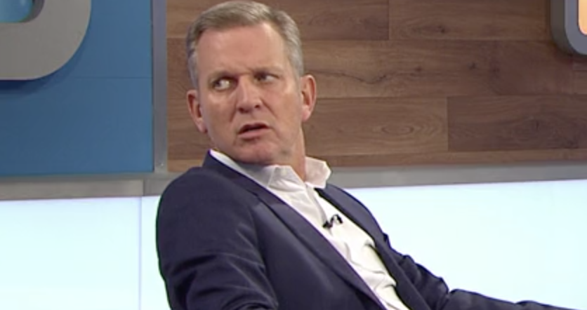 Jeremy Kyle shocked by guest's sex confession