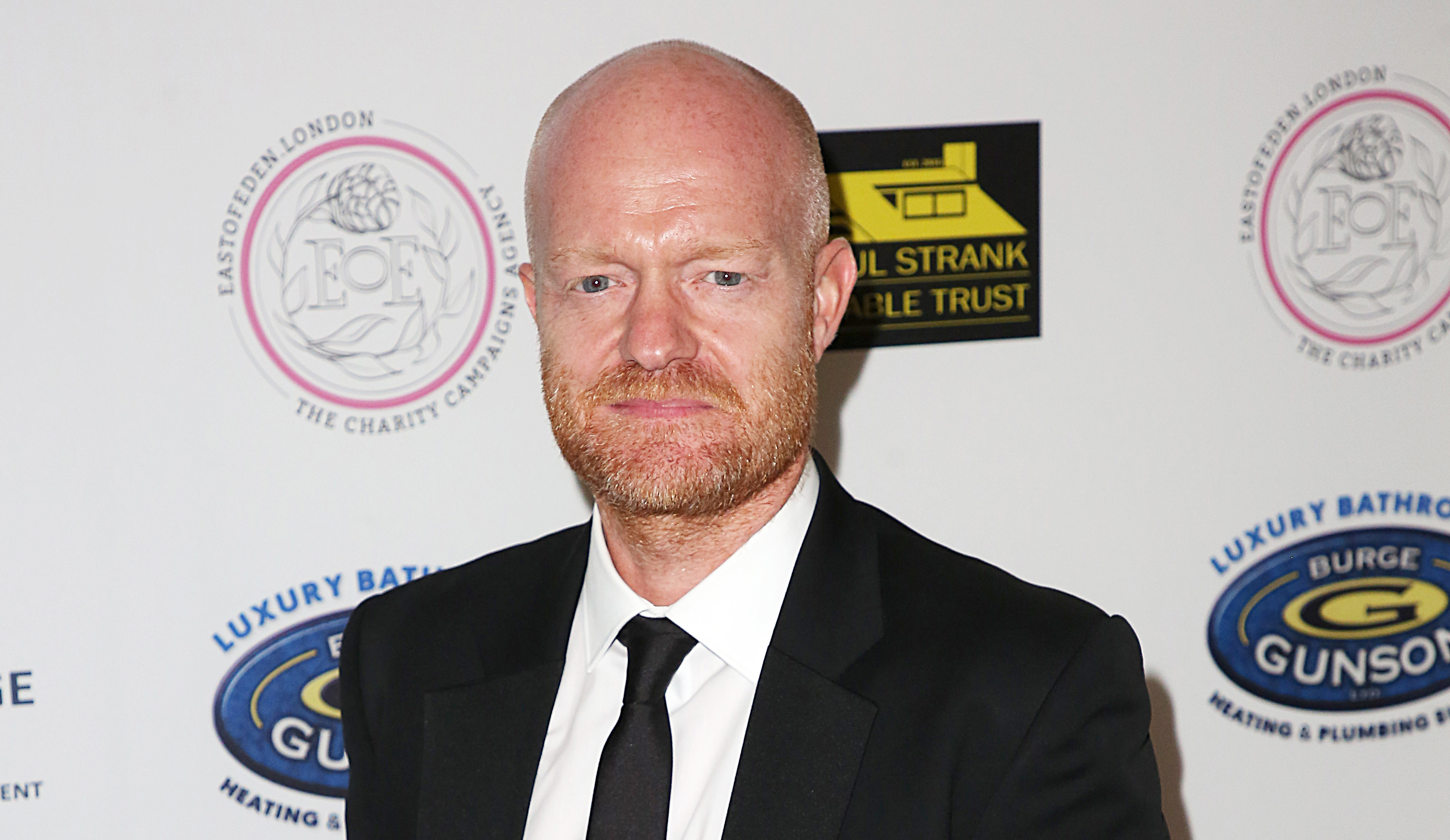 EastEnders' Jake Wood shares sweet family snap of wife and son
