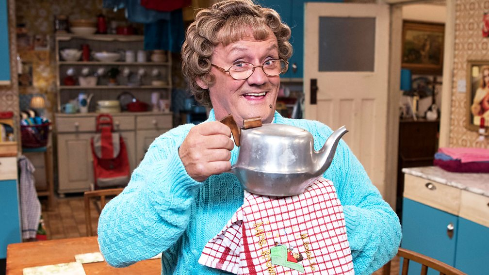 All Round To Mrs Brown's BBC