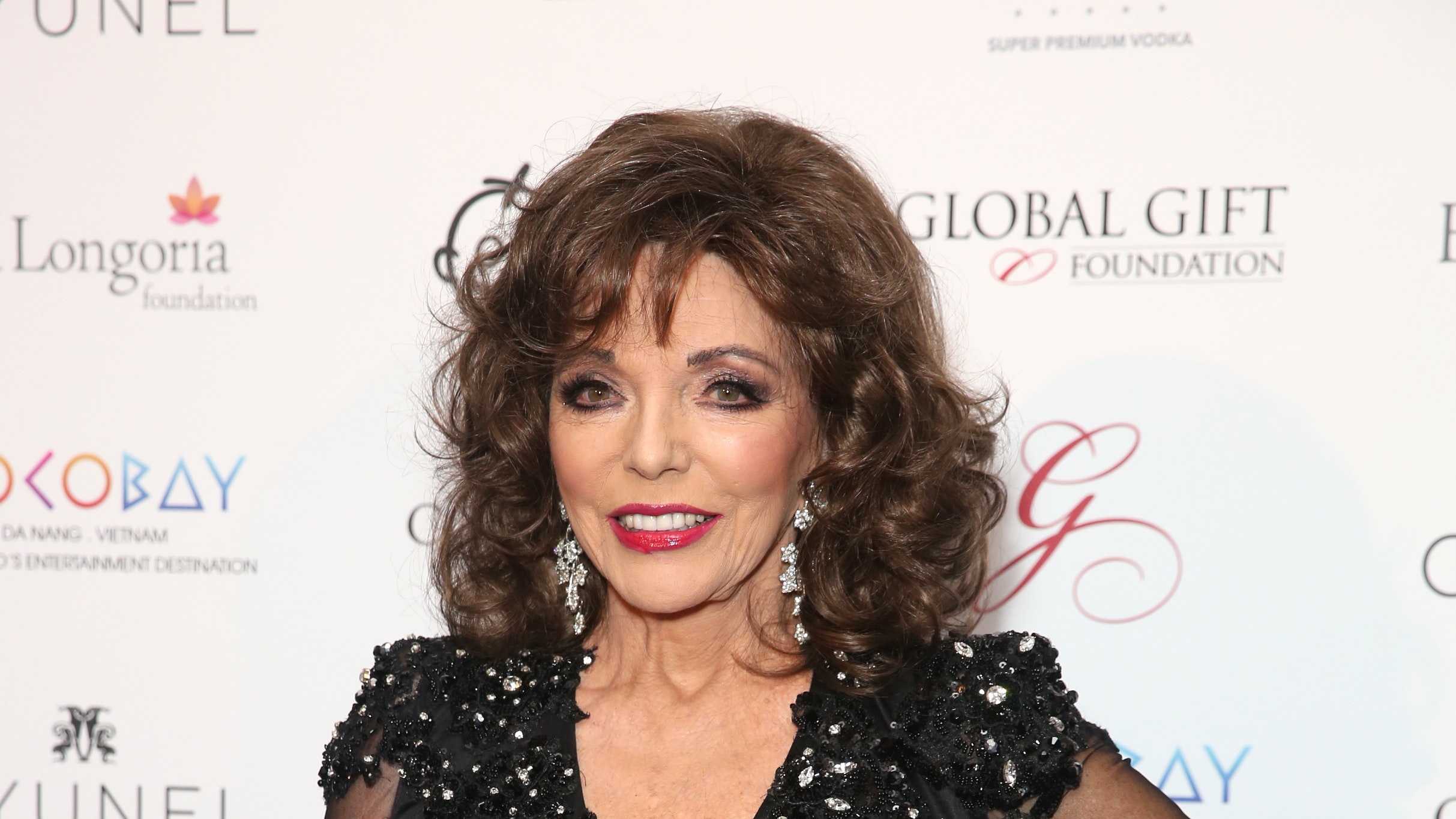 Joan Collins says 'everyone knew' Phillip Schofield is gay
