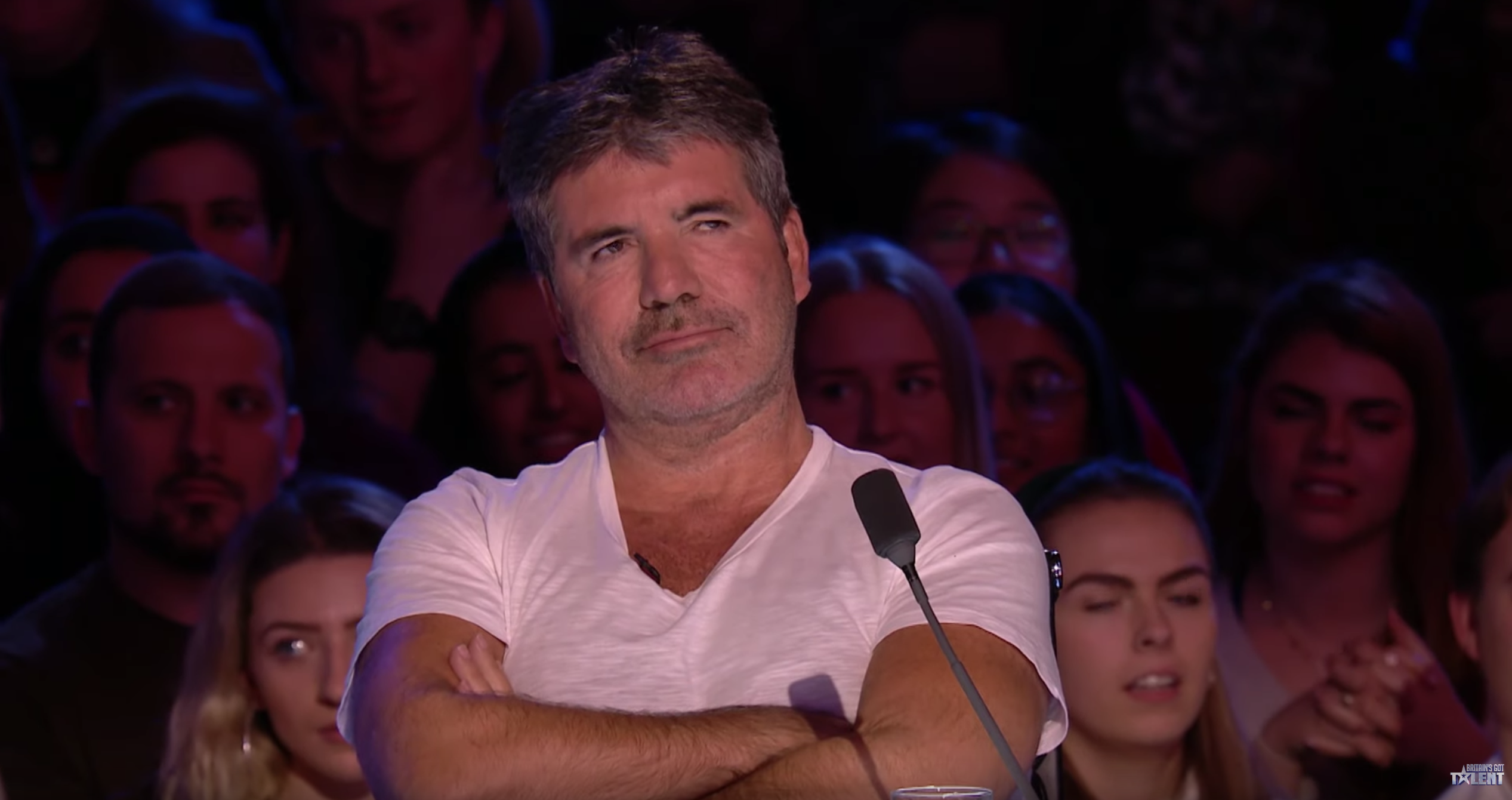 Simon Cowell was once FIVE HOURS late to a BGT recording and blamed David Walliams