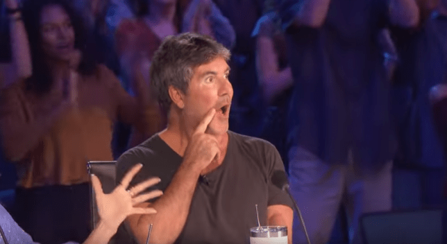 Britain's Got Talent knife thrower risks Simon Cowell's life