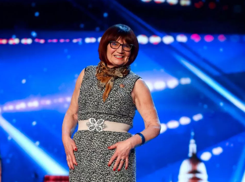 BGT viewers recognise Barbara Nice from Phoenix Nights