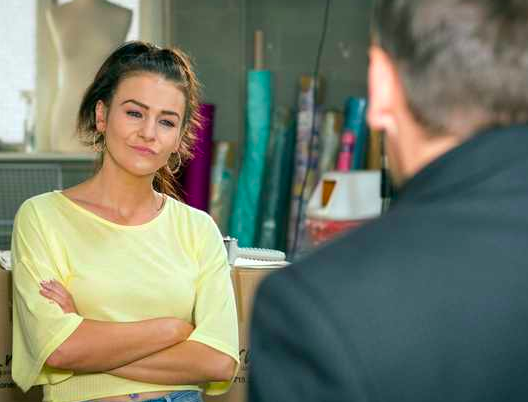 Coronation Street fans work out Robert's secret and think he's in a relationship with Vicky Jefferies
