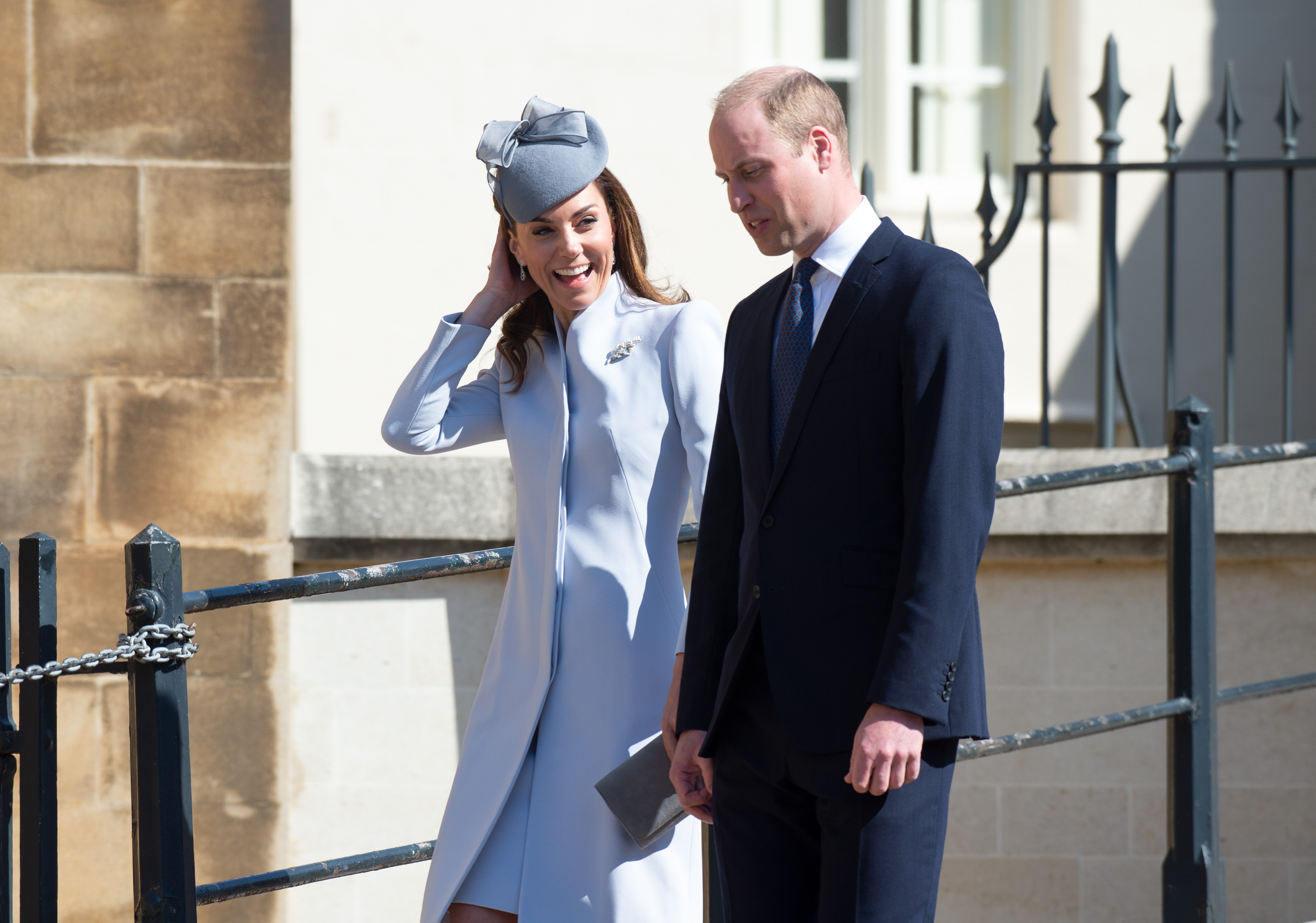 Kate shares snaps of Louis to mark prince's first birthday