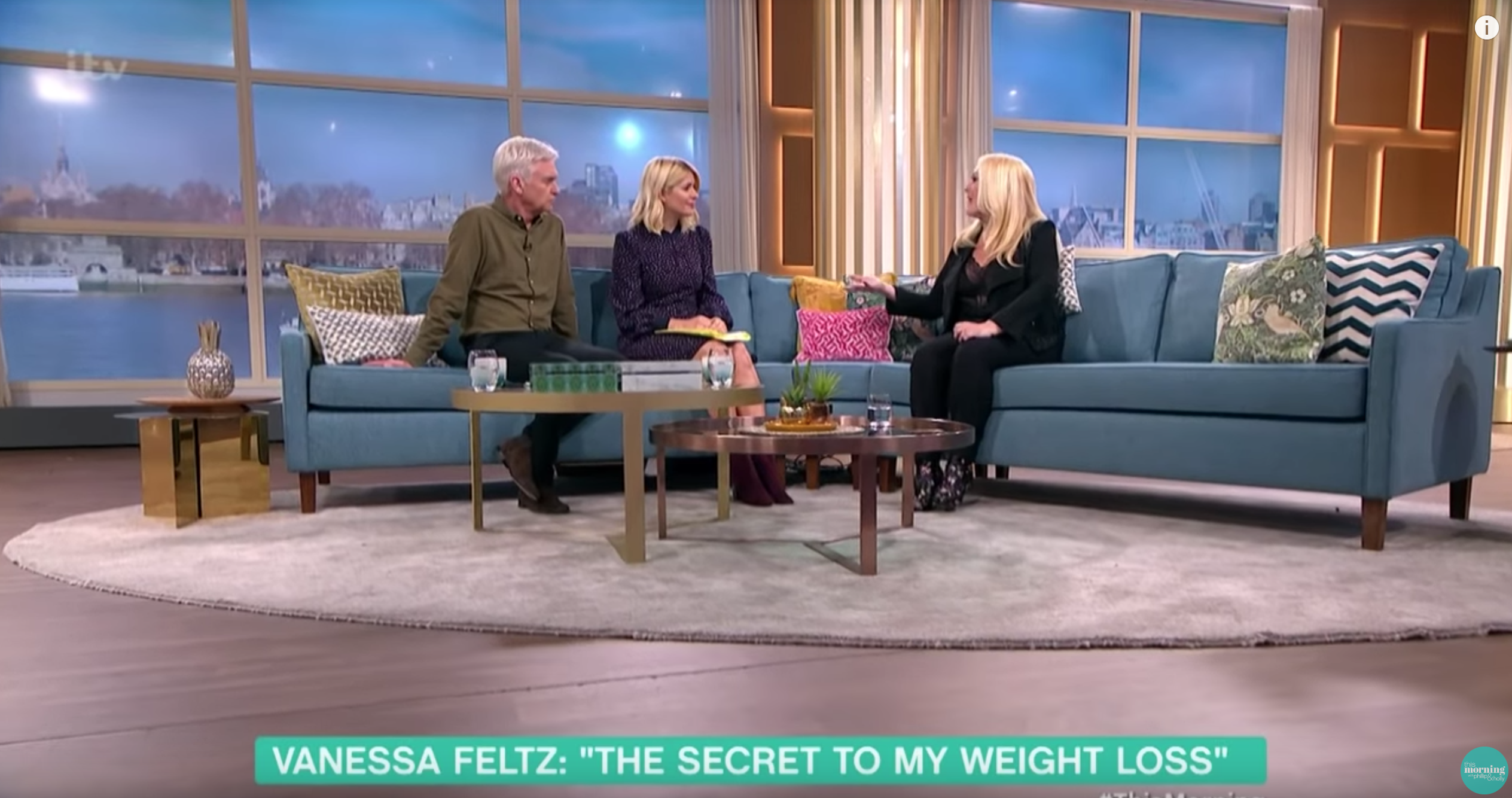 Vanessa Feltz This Morning ITV