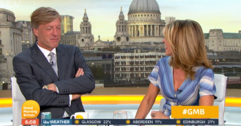 Richard and Kate on GMB