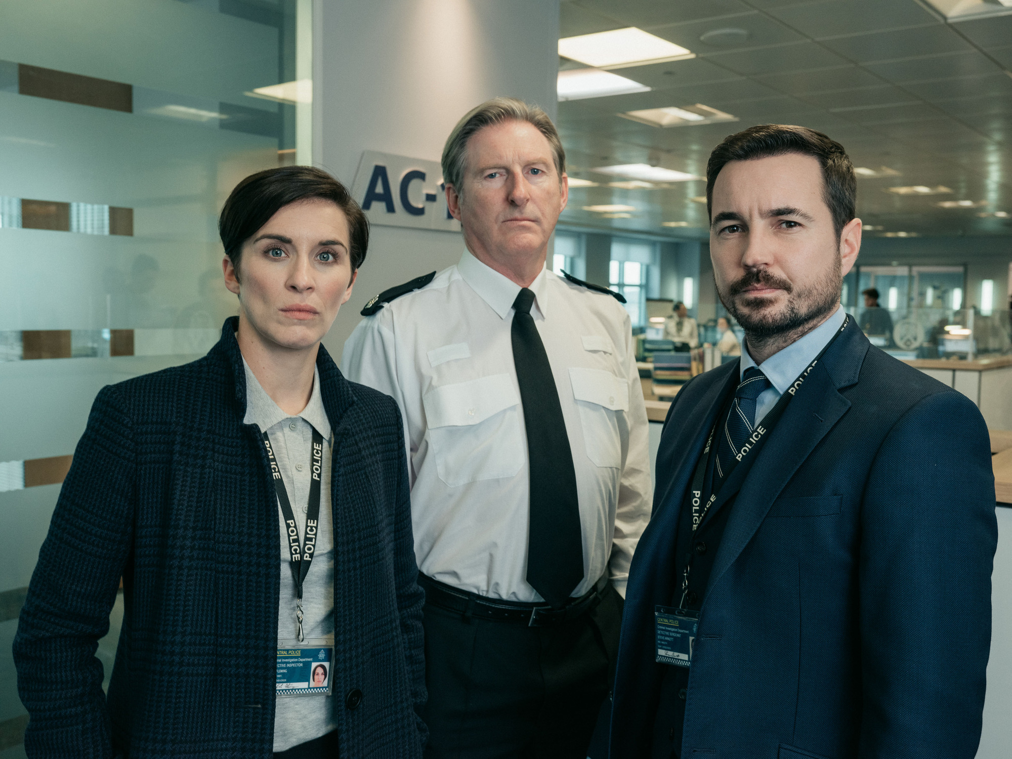 Real undercover cop gives clue to H's identity in Line Of Duty