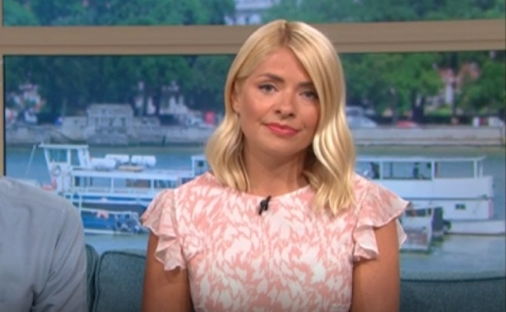 Holly Willoughby's son enjoys 'inspirational' night with his heroes