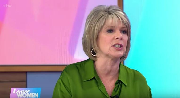 Ruth Langsford reveals why she won't take a dementia test
