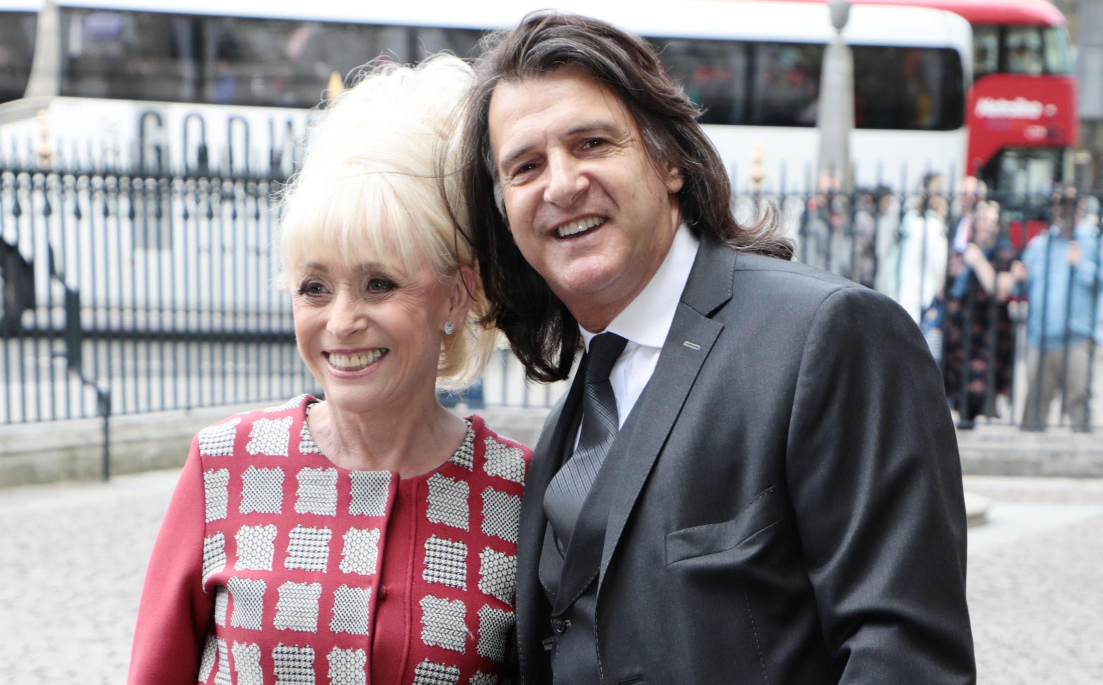 Scott Mitchell's father has died amid wife Barbara Windsor's Alzheimer's battle