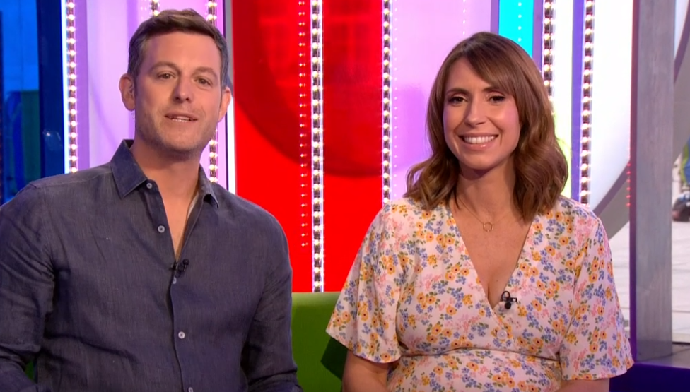The One Show presenters share emotional goodbye as Alex Jones prepares for maternity leave