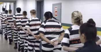 Banged Up: Teens Behind Bars (Credit: Channel 4 YouTube)