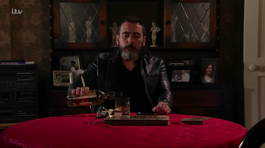 Corrie viewers boycott soap over Peter Barlow's relapse
