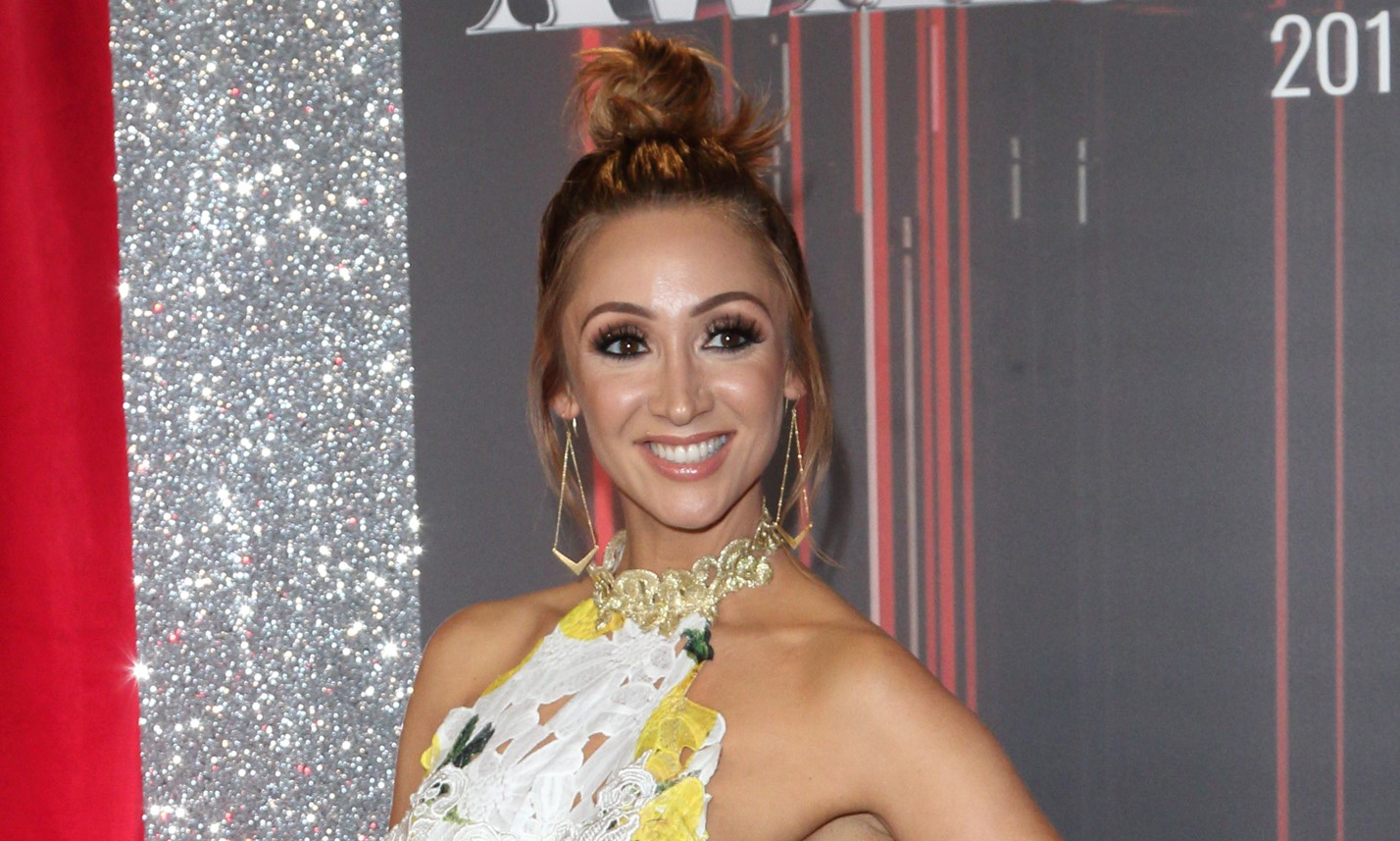 Lucy-Jo Hudson announces she's quit Hollyoaks after one year