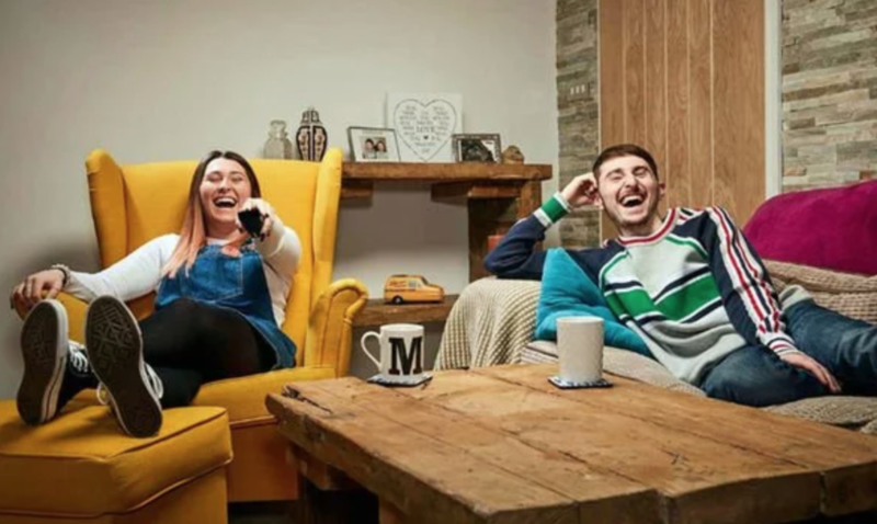 Gogglebox's Pete: Prince William and Mark Wright 'punching above their weight'