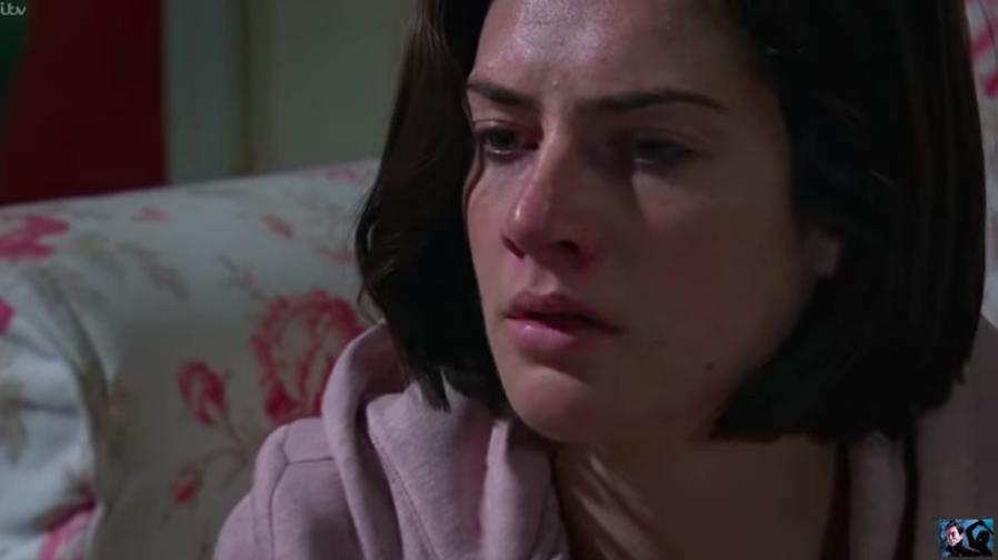 Emmerdale fans heartbroken for Victoria Sugden as she hides her rape trauma