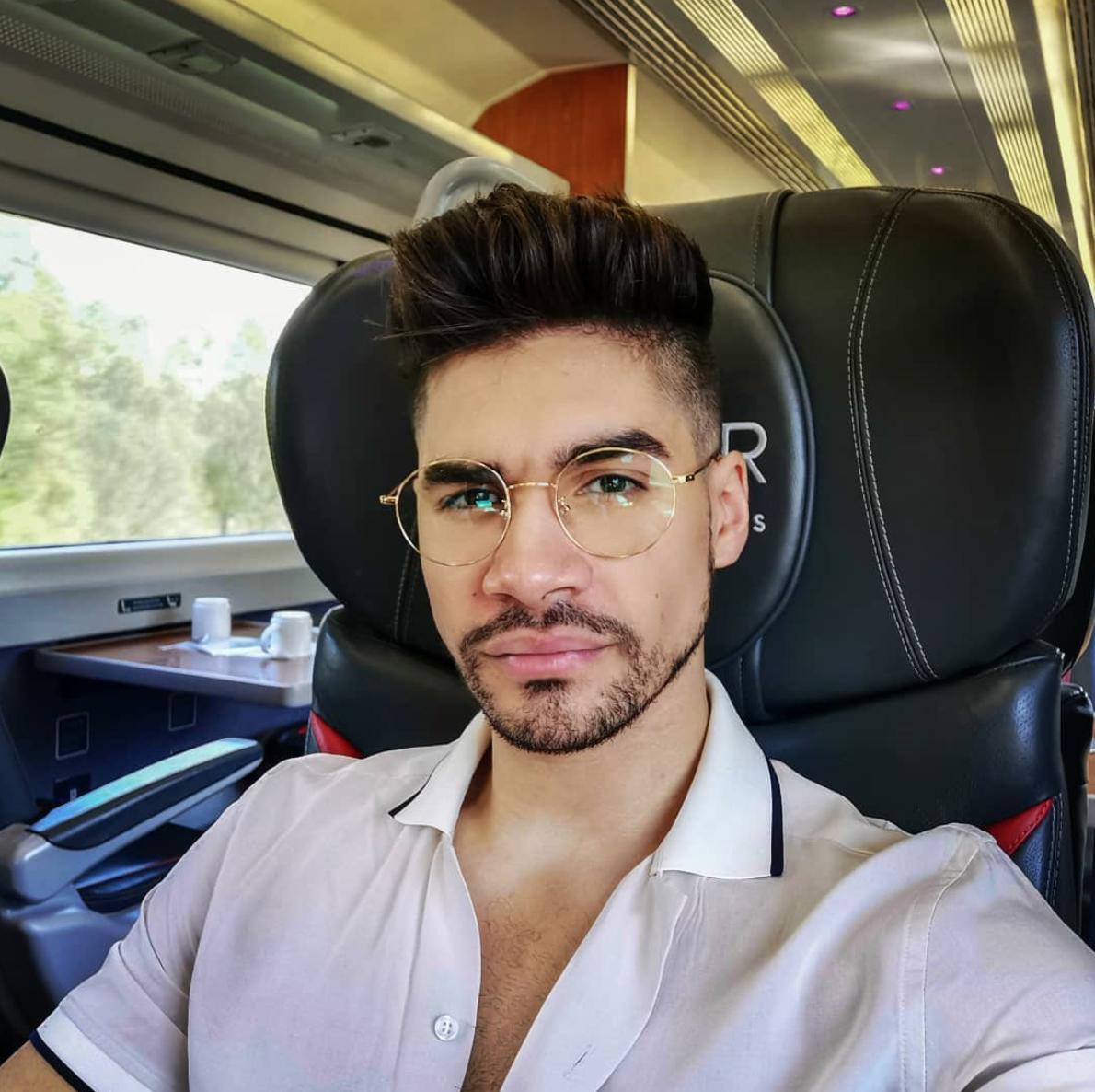 Louis Smith Instagram