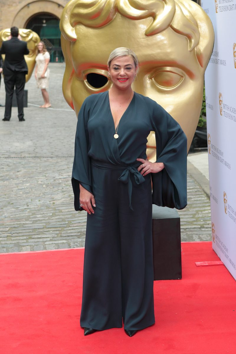 Lisa Armstrong red carpet