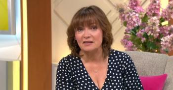 Lorraine Credit: ITV