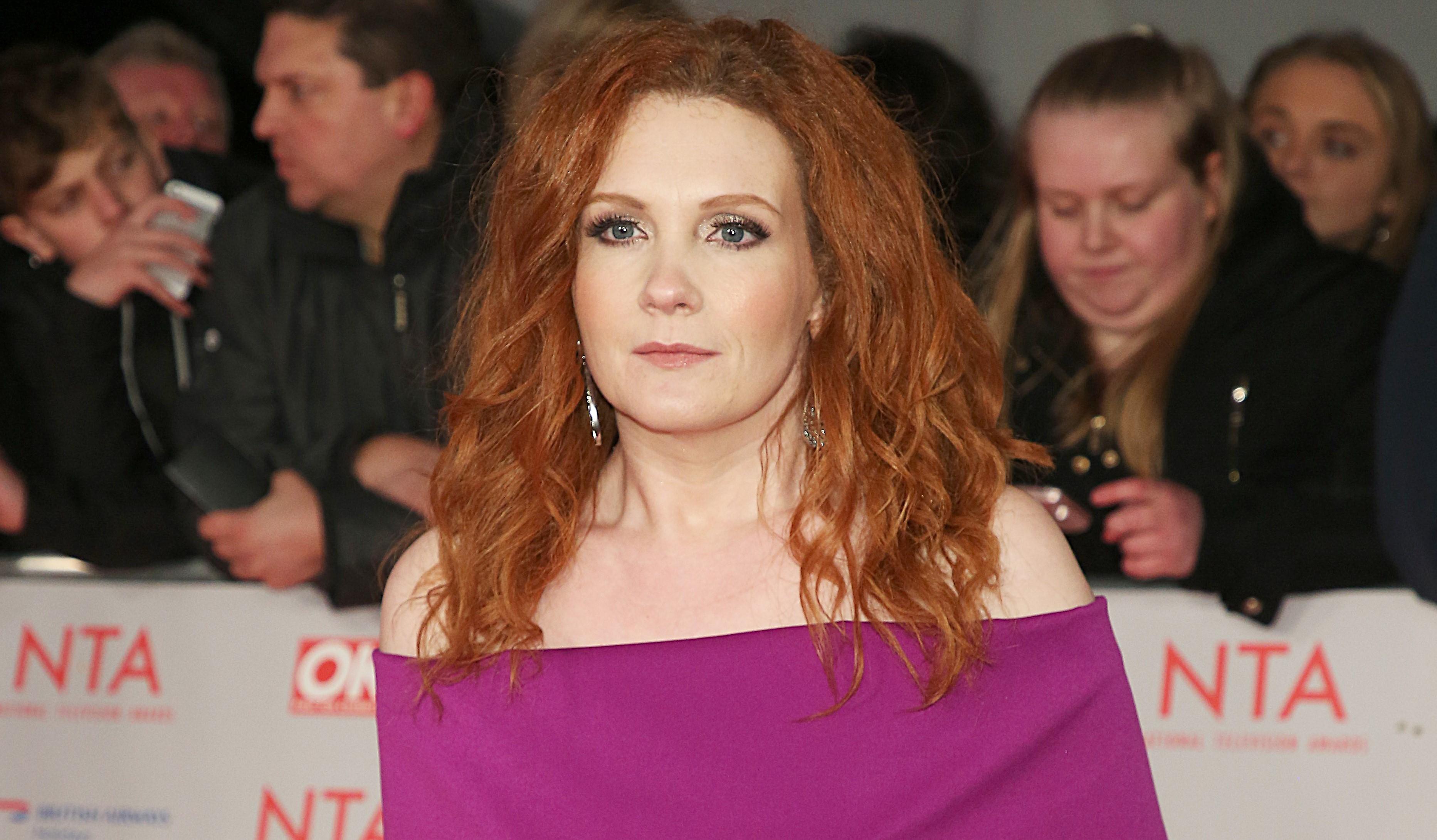 Jennie McAlpine gears up for Corrie return following birth of daughter Hilda