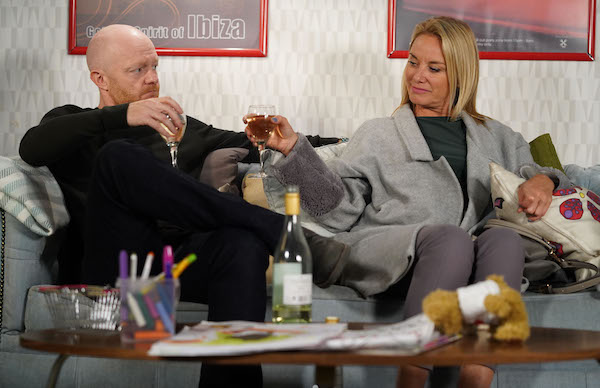 EastEnders fans convinced Max and Mel will team up to destroy Jack