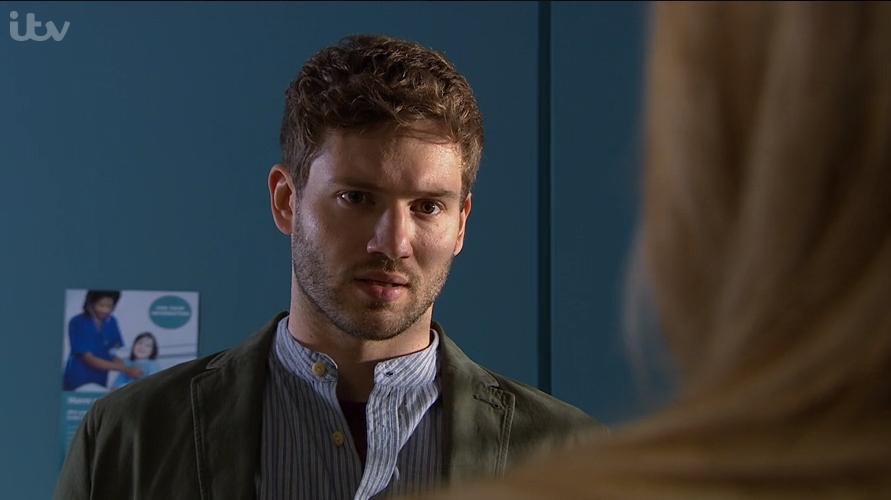 Emmerdale: What is Jamie Tate hiding?
