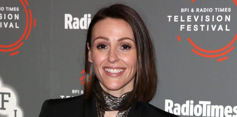 Suranne Jones takes the lead role in BBC One's new six-part thriller Vigil