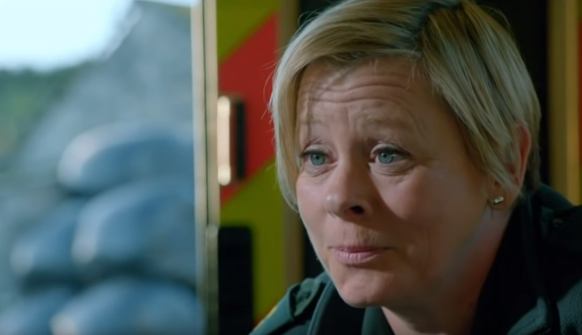Casualty confirms return of Dixie for two special episodes