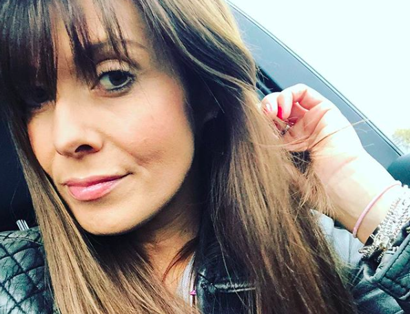 Coronation Street star Kym Marsh shows off six-pack in post-workout selfie