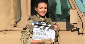 Michelle Keegan, Our Girl