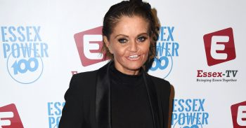 The Essex TV Awards featured an apperance by Danniella Westbrook