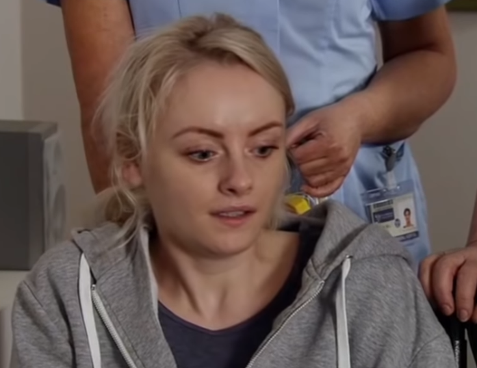 Coronation Street SPOILER: Sinead fears for her future