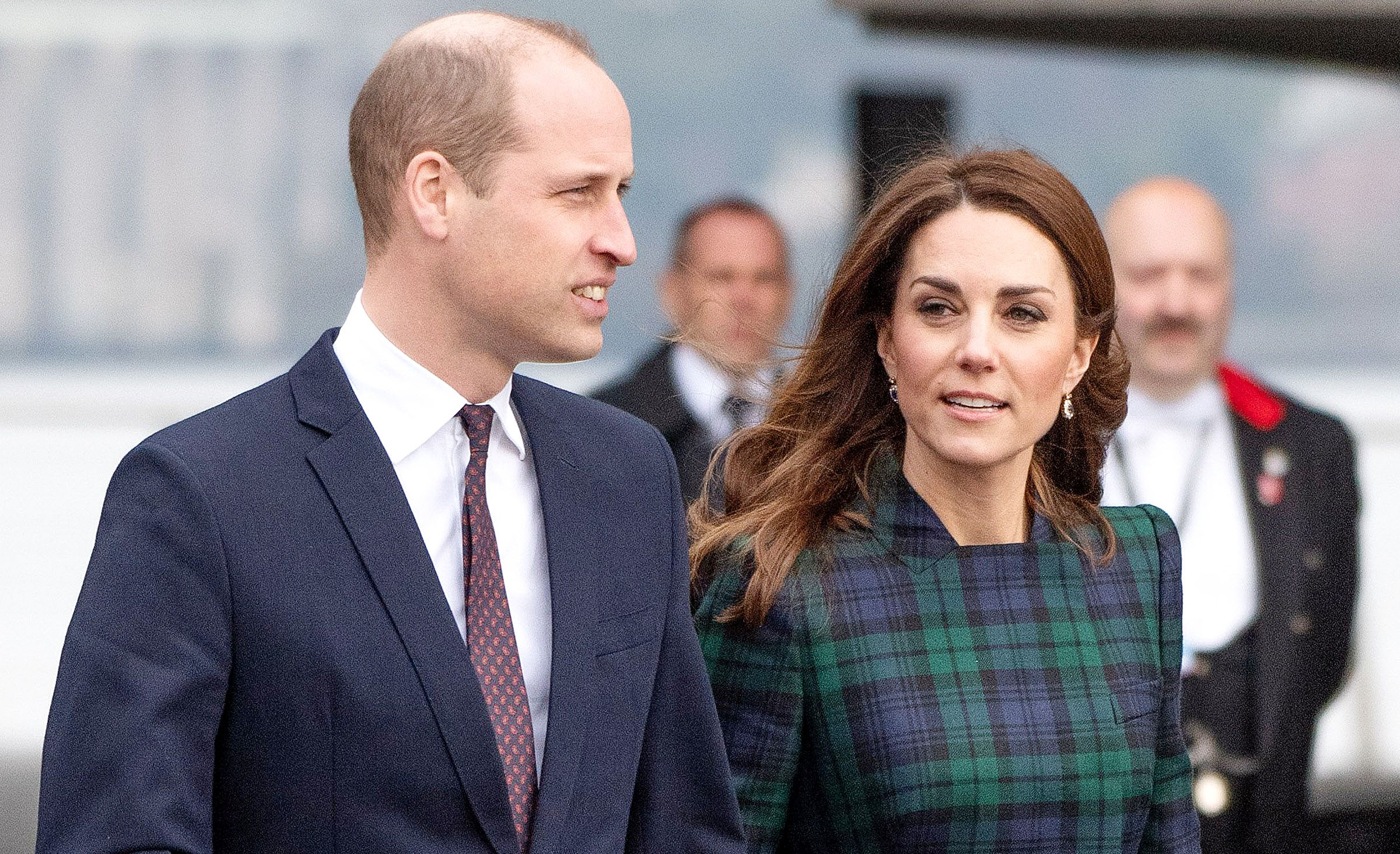 The Duke and Duchess of Cambridge have met baby nephew Archie