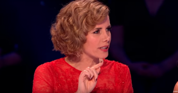 Darcey Bussell (Strictly YouTube)