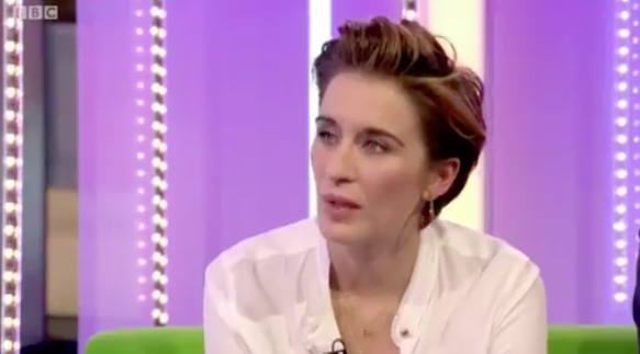 Vicky McClure The One Show