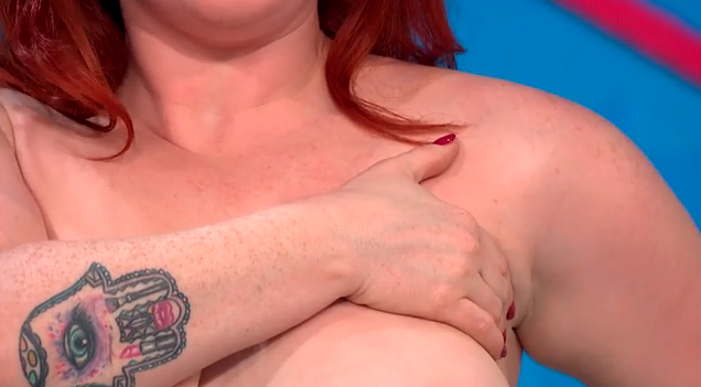 Lorraine praised by viewers for #ChangeAndCheck breast cancer campaign