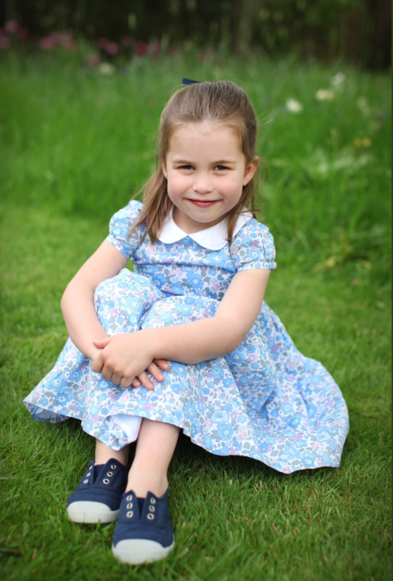 Princess Charlotte official photos