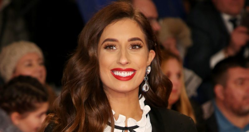 Stacey Solomon wants to be an X Factor judge