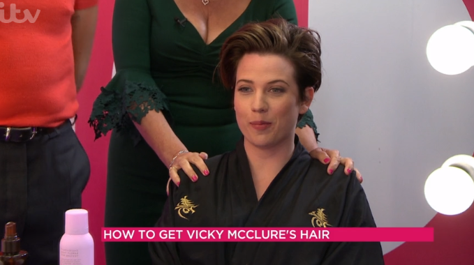 Amused Lorraine viewers convinced guest 'hates' Line of Duty hair makeover