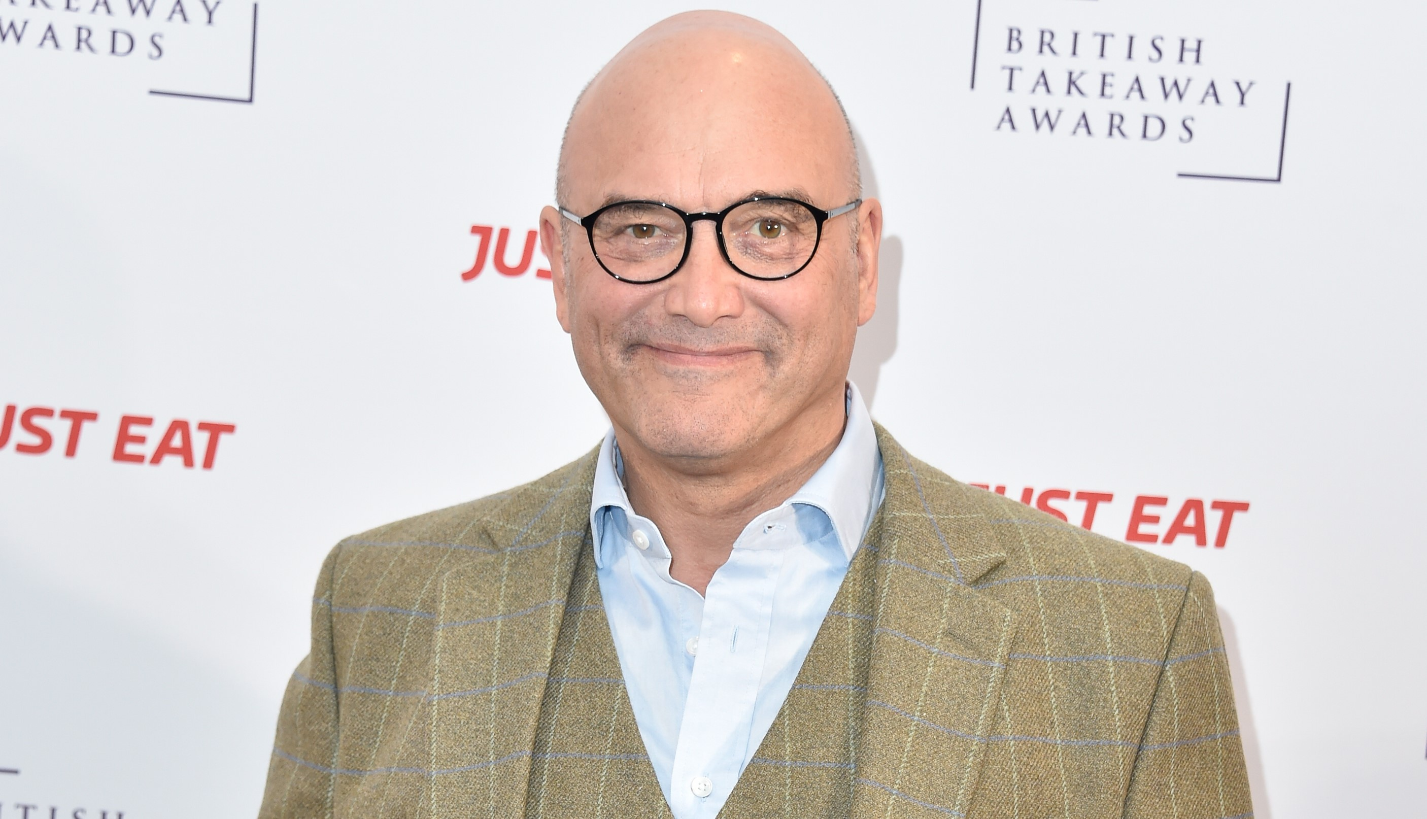 New dad Gregg Wallace says he's finding sleepless nights 'difficult'