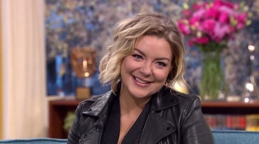 Sheridan Smith This Morning Credit: ITV