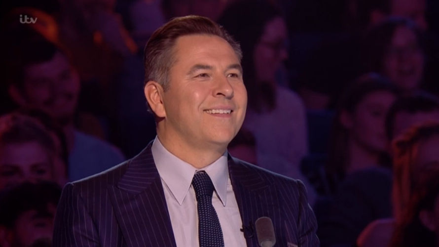 Viewers left astonished as BGT act lifts David Walliams with his TEETH!