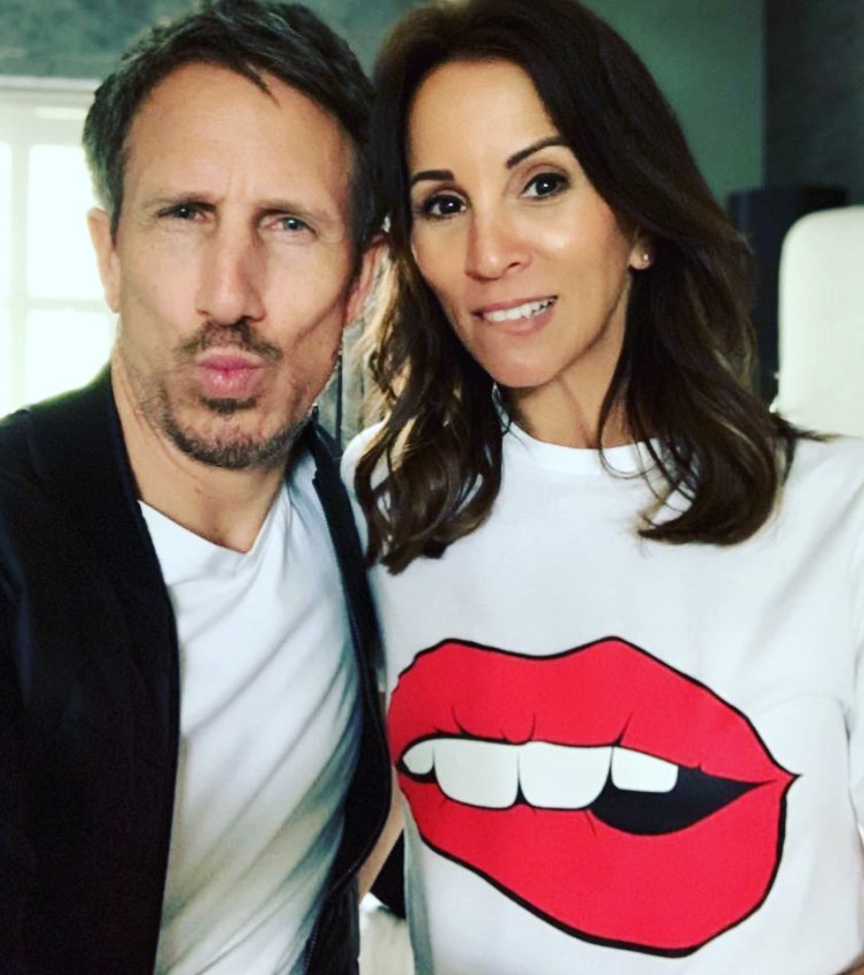 andrea mclean used cannabis oil to help with anxiety. Black Bedroom Furniture Sets. Home Design Ideas