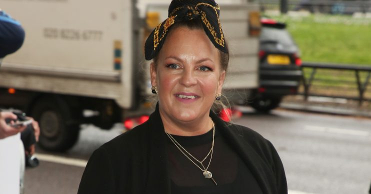 Celebrities attend the TRIC Awards 2019 at the Grosvenor House Hotel in London Pictured: Lorraine Stanley Ref: SPL5071708 120319 NON-EXCLUSIVE Picture by: Brett D. Cove / SplashNews.com Splash News and Pictures Los Angeles: 310-821-2666 New York: 212-619-2666 London: 0207 644 7656 Milan: 02 4399 8577 photodesk@splashnews.com World Rights