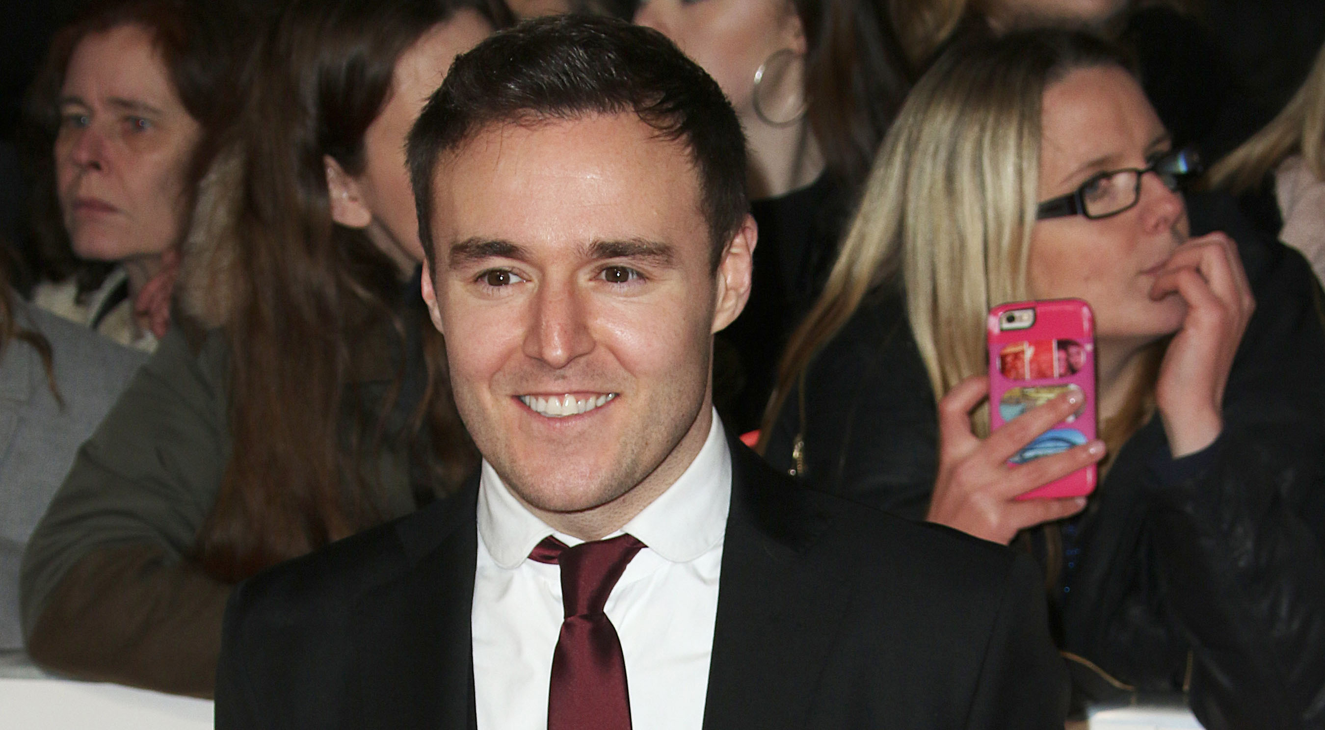 Alan Halsall shares cute date night photo with new girlfriend Tisha Merry